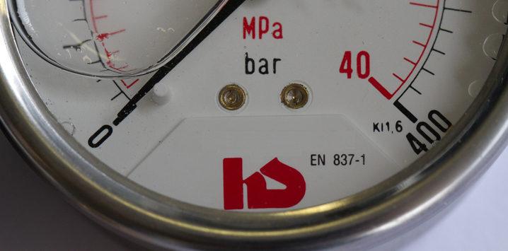 Misurare la pressione: il manometro